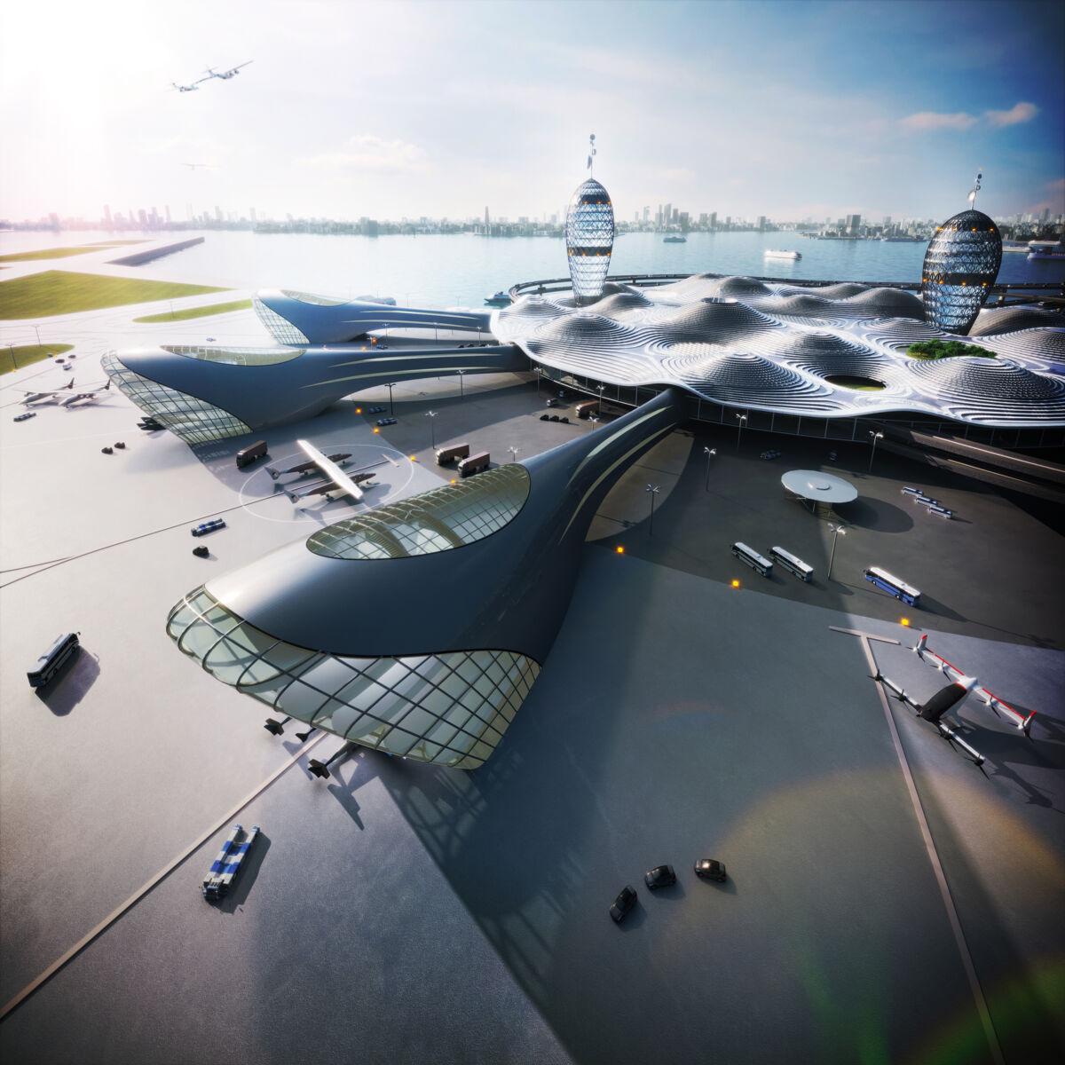 Lo Spazioporto del futuro